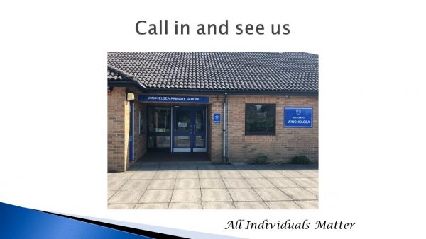 Call in and see us