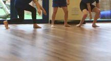 Dance lesson 2 Nov 2020